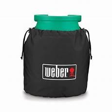 7125 weber 174 gasflaschenschutzh 252 lle klein 5kg grillarena