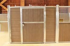 Porte De Box 1 Volet Doitrand Equestre