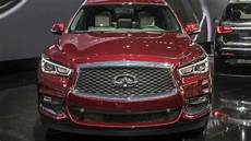 2019 infiniti qx60 and qx80 introduced with new limited