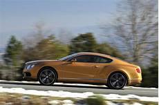 Fiche Technique Bentley Continental Gt Supersports 2015