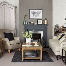Wohnzimmer In Grau - brown and grey living room ideal home