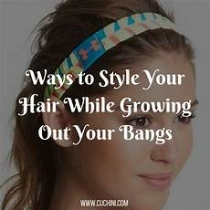 How To Style Hair While Growing Out