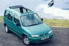 Citroen Berlingo Multispace 1998 2008 Used Car Review