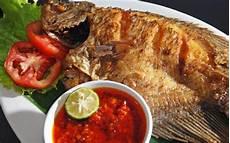Cara Membuat Ikan Mujaer Yang Renyah Dapur Zahira