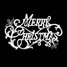 merry christmas white vector black and white christmas card merry christmas lettering stock vector colourbox