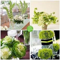 wedding decorations online ireland irish wedding centerpieces a little green or a lot