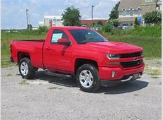 Jasper Red Hot 2018 Chevrolet Silverado 1500: New Truck