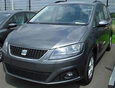 reimport seat alhambra seat alhambra neues modell 2 0 tdi 150 ps ecomotive style