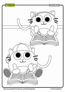 Malvorlagen Katze Quiz Malvorlage Katzen