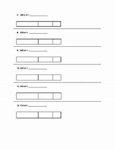 area model division worksheets 4th grade 6691 multiplying use an area model 4th grade math by cammie s corner