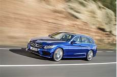 New Mercedes C Class Estate