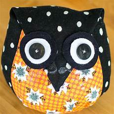 adorable owls free sewing pattern tutorial sewing