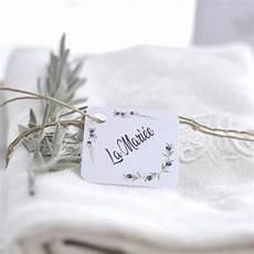 marque place mariage mariage marque place blanc quot olivier quot
