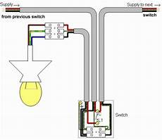 how to wire a lighting circuit screwfix community