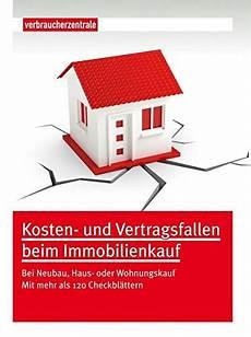 kosten beim wohnungskauf kosten und vertragsfallen beim immobilienkauf bei neubau