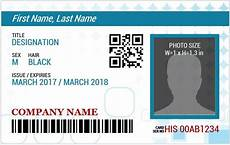 id card template in excel free ms word photo id badge sle template word excel