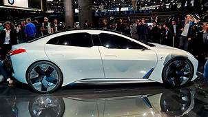 TopGear  The BMW I Vision Dynamics Concept Is 2021s I5