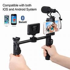 Viewflex Bluetooth Electronic Grip Stabilizer by Viewflex Vf H7 Bluetooth Electronic Grip Stabilizer