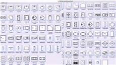 commercial floor plan symbols youtube