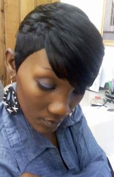 shondra s quick weave hairstyles short cropped thirstyroots com black hairstyles