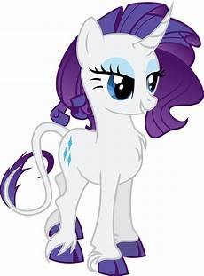 traditional unicorn rarity my pony friendship is