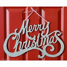 merry christmas silver glitter sign 20 quot xy504626 craftoutlet com
