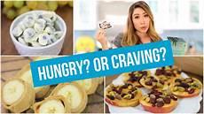 Snack Ideen - 5 easy healthy snack ideas