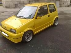 Fiat Cinquecento Sporting - fiat cinquecento kbs