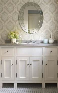 kelsey m design wallpaper wednesday bathrooms