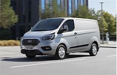 vehicule utilitaire essence ford transit custom phev l utilitaire hybride rechargeable