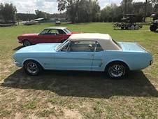 Bullitt Classic Cars  1964 1/2 Ford Mustang Convertible