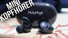 Holyhigh Bluetooth Kopfhörer - holyhigh bluetooth kopfh 246 rer headset stereo minikopfh 246 rer