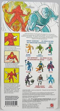 Masters Of The Universe King Helios Europe Card