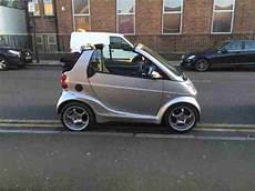 Smart Car Fortwo 52 Brabus Kit Convertible Cabrio