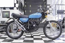 Suzuki 2 Stroke Motorcycles by 1976 Suzuki Ts100 Enduro 2 Stroke
