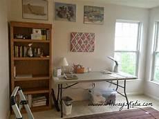 always home sweet home craft room jewelry studio