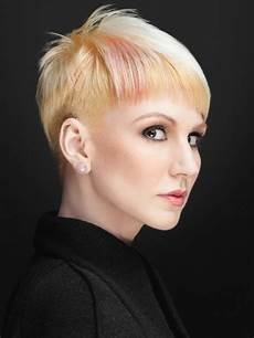 trendy short hairstyles with bangs 2019 haircuts