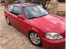 2000 Honda Civic Si Cars for sale