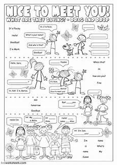 to meet you interactive worksheet