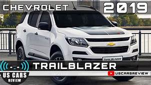 2019 CHEVROLET TRAILBLAZER Review  YouTube
