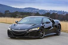 acura nsx starting production next spring arriving as