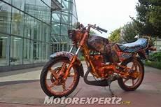 Lu Depan Rx King Modifikasi by Modifikasi Yamaha Rx King 1995 Motor Kontes Serem Abis