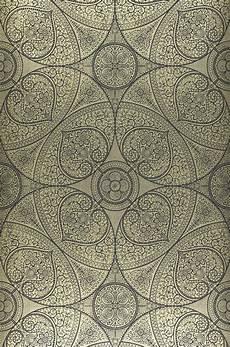 wallpaper kassandra black gold wallpaper from the 70s