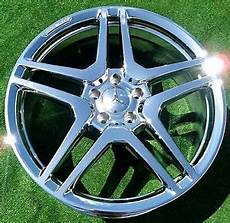 4 new chrome oem forged amg mercedes s65 20 inch
