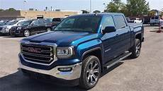 2018 gmc sierra 1500 sle 4 3l v6 4wd 22 inch wheels bluetooth oshawa on stock 180055 youtube