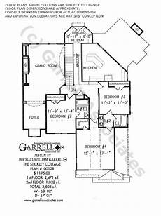 stickley house plans stickley cottage house plan 00128 garrell associates inc