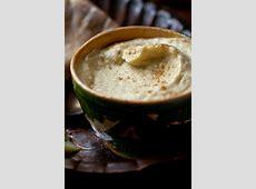 butter bean hummus image
