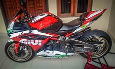 Cbr250rr Modif by Modifikasi Honda Cbr250rr Lcr Honda Motogp Swing Arm