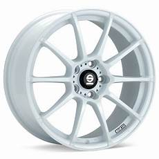sparco assetto gara white painted