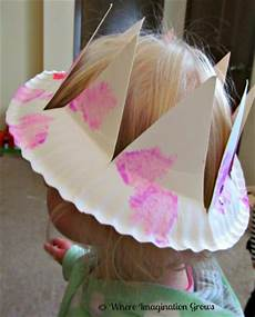 easy crown craft for where imagination grows
